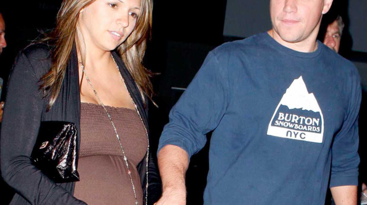 Matt Damon va être papa d'une troisième fille