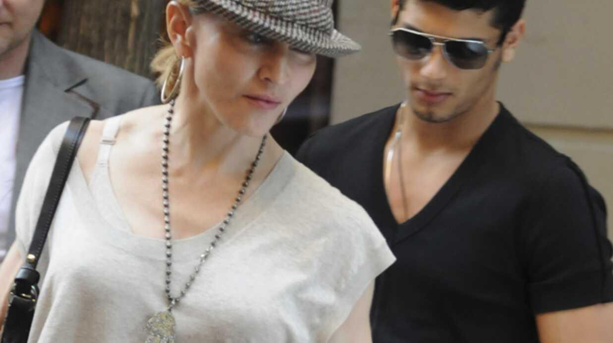 Madonna: des Russes exigent qu'elle chante la Marseillaise
