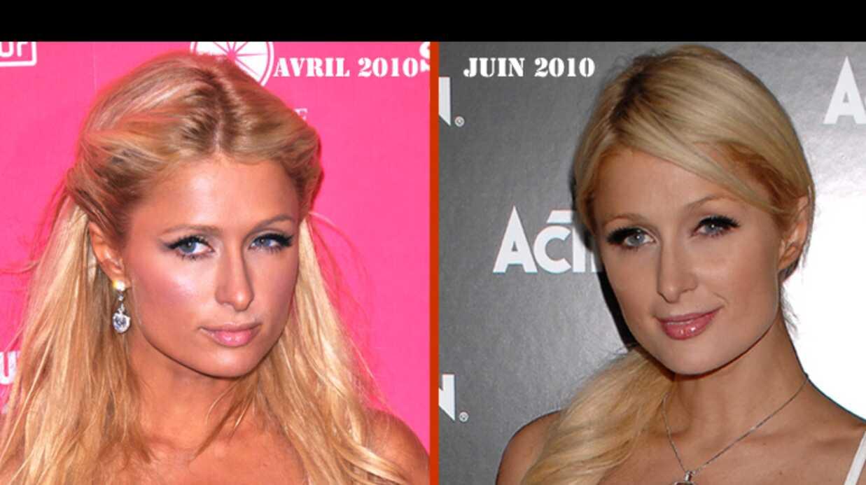Paris Hilton: pas besoin de chirurgie pour ses petits seins