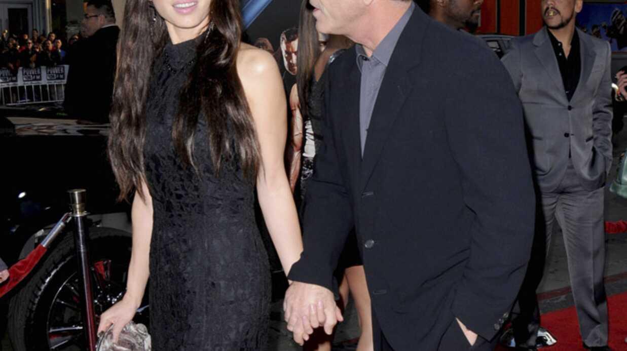 Mel Gibson: sa compagne Oksana Grigorieva attend une fille