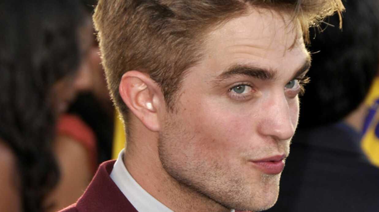 Robert Pattinson 50ème personne la plus influente au monde
