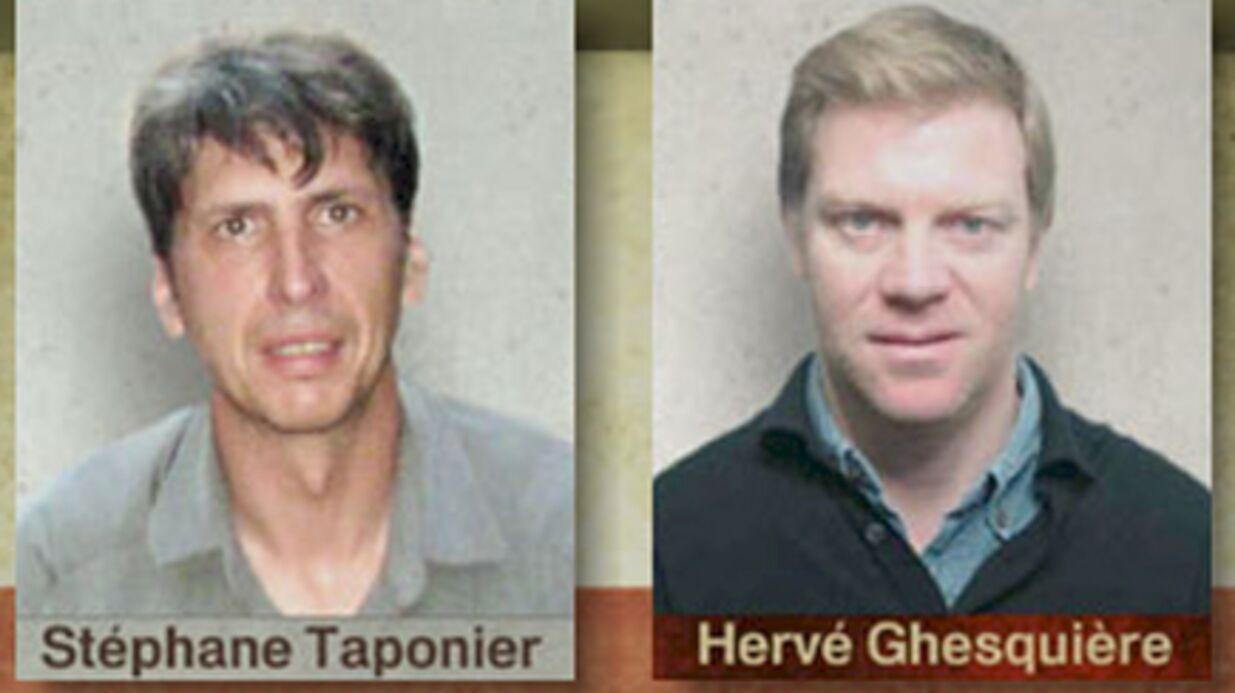 Hervé Ghesquière et Stéphane Taponier ont été libérés