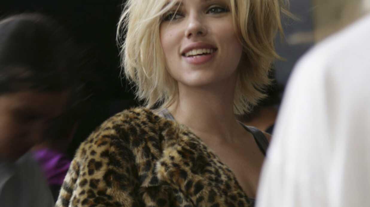Scarlett Johansson: nouvelle égérie de Mango