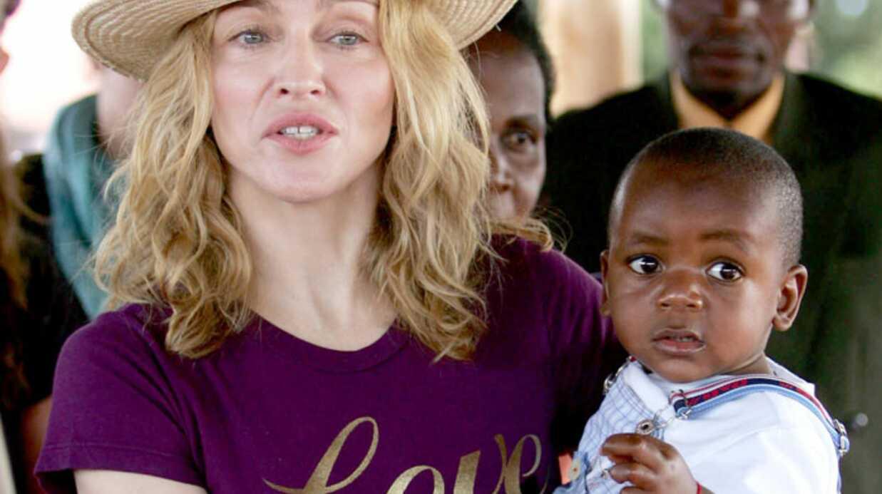 La seconde adoption de Madonna au Malawi très critiquée