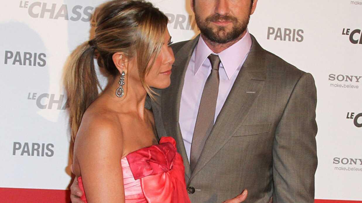 PHOTO Jennifer Aniston et Gerard Butler pris en flagrant délit