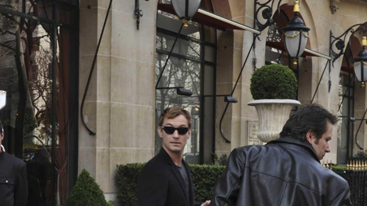 Jude Law: plainte contre son ex-femme Sadie Frost