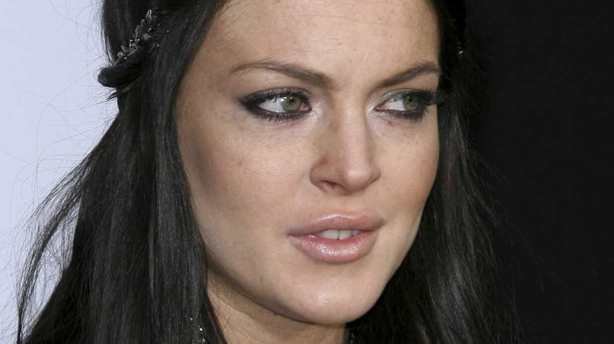 Lindsay Lohan bientôt internée?