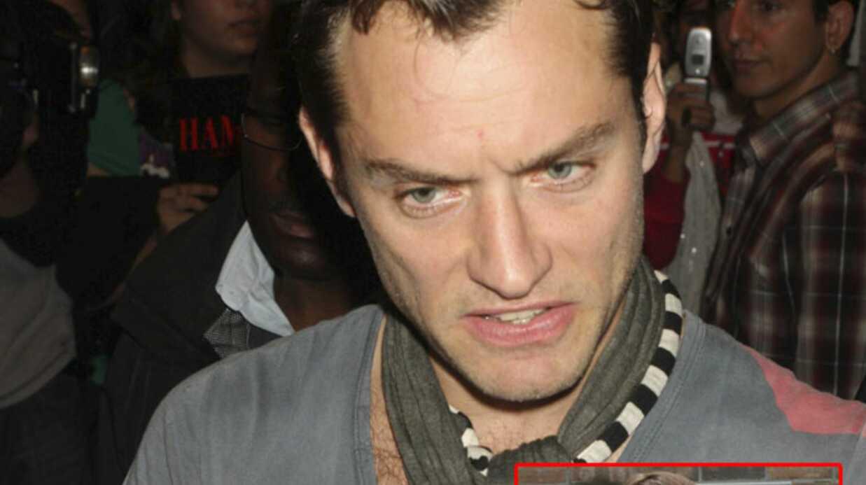 Jude Law veut un test de paternité