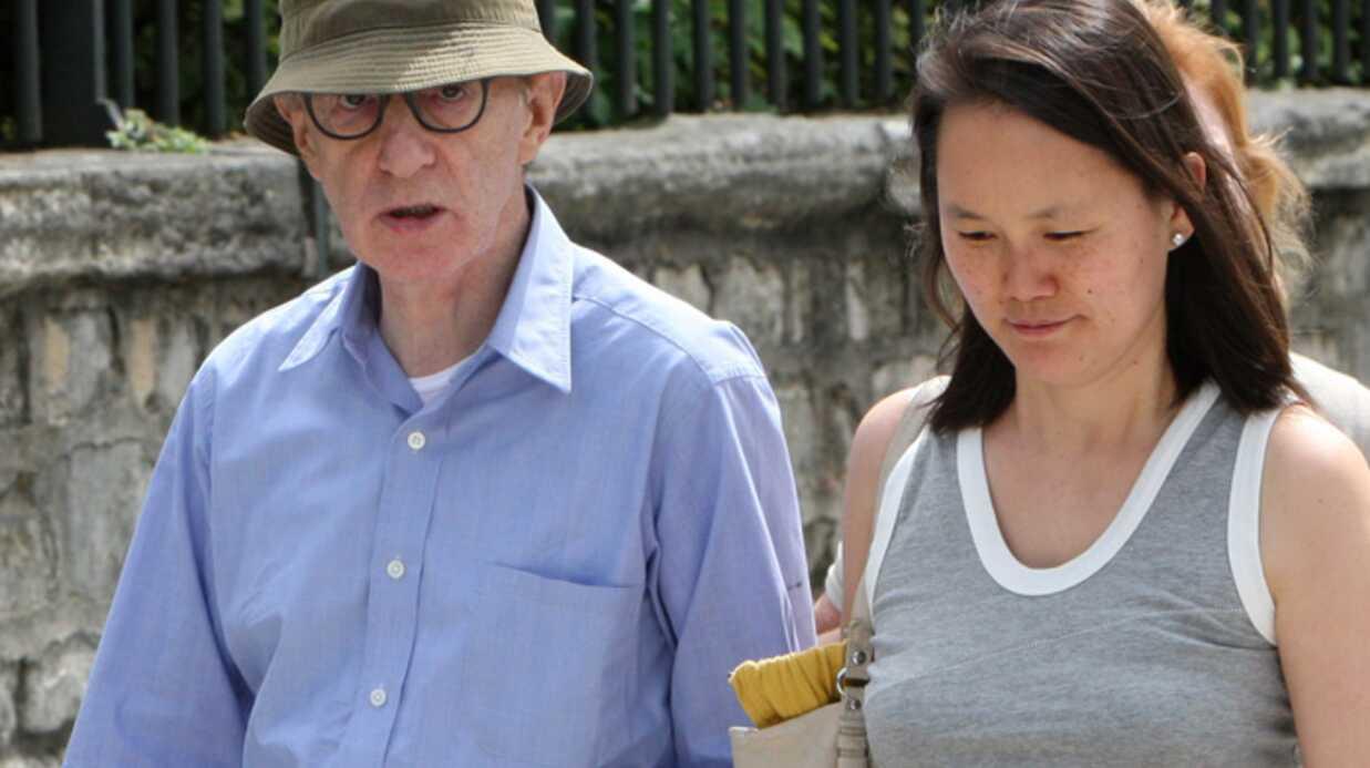 Woody Allen: en famille après la nuit avec Carla Bruni
