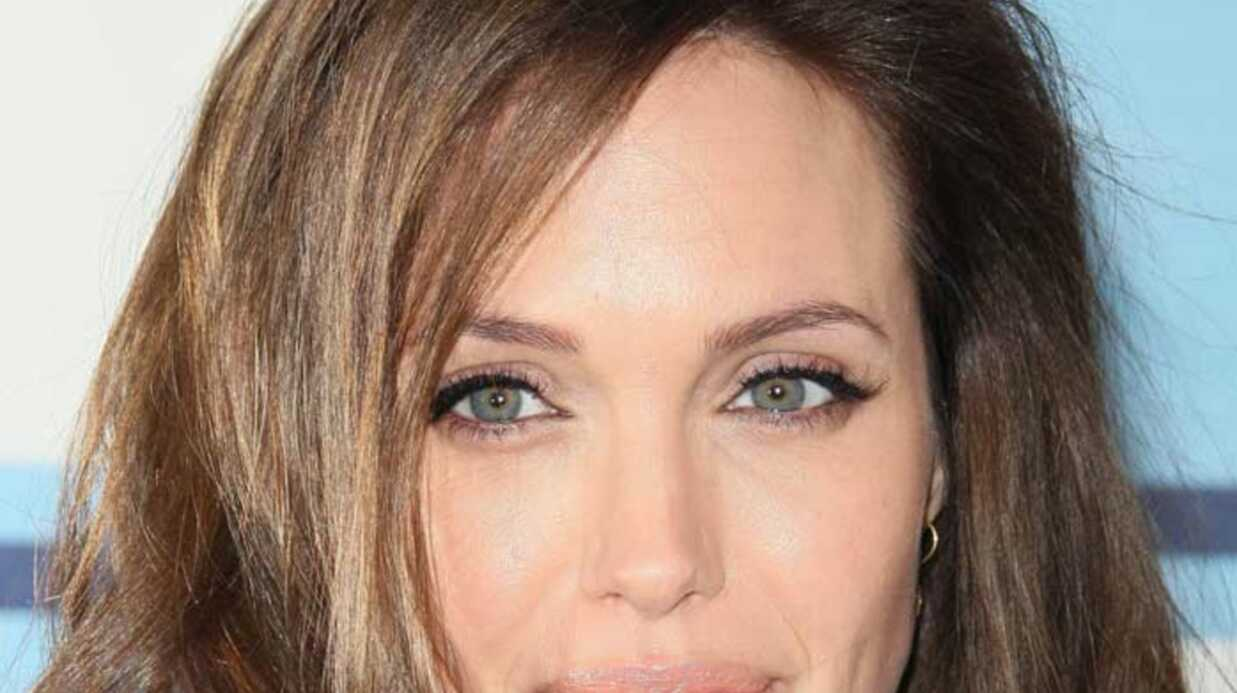 Angelina Jolie Merci Dame nature