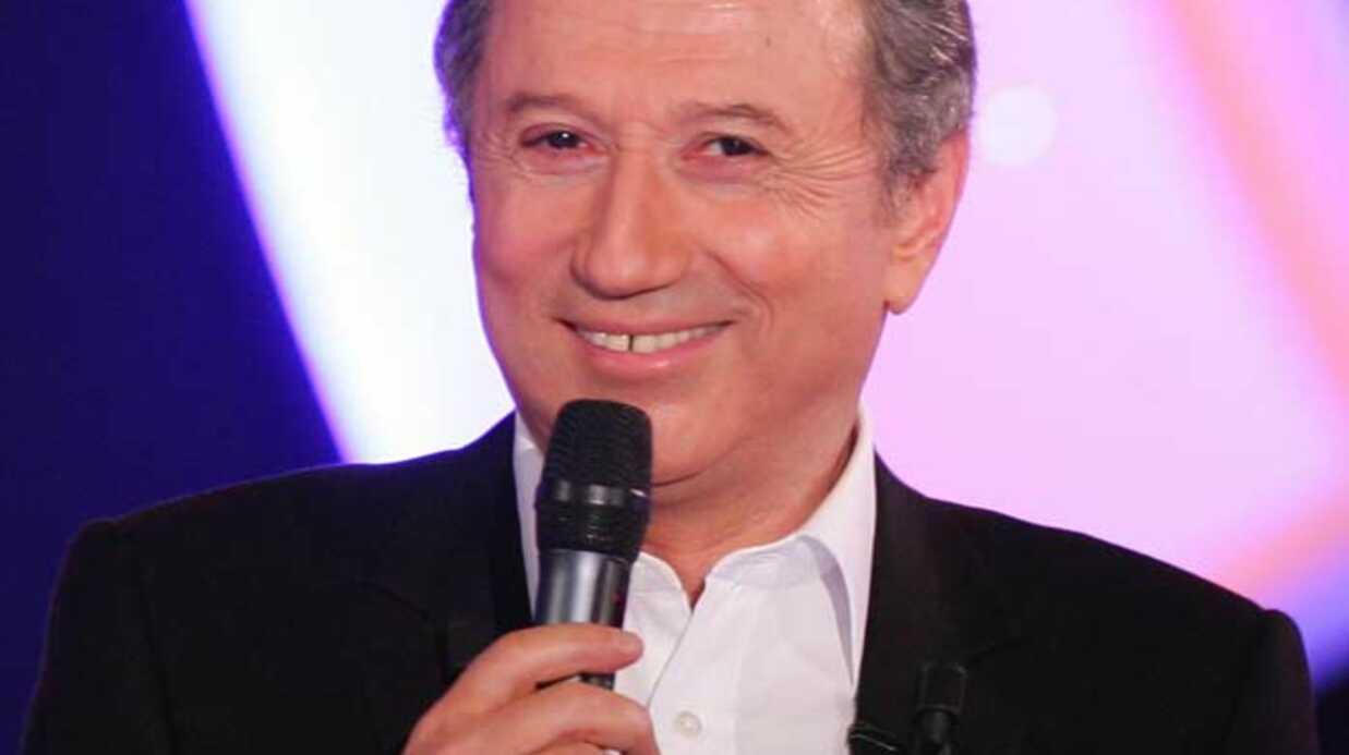 Michel Drucker Il ne remplacera pas Ruquier!
