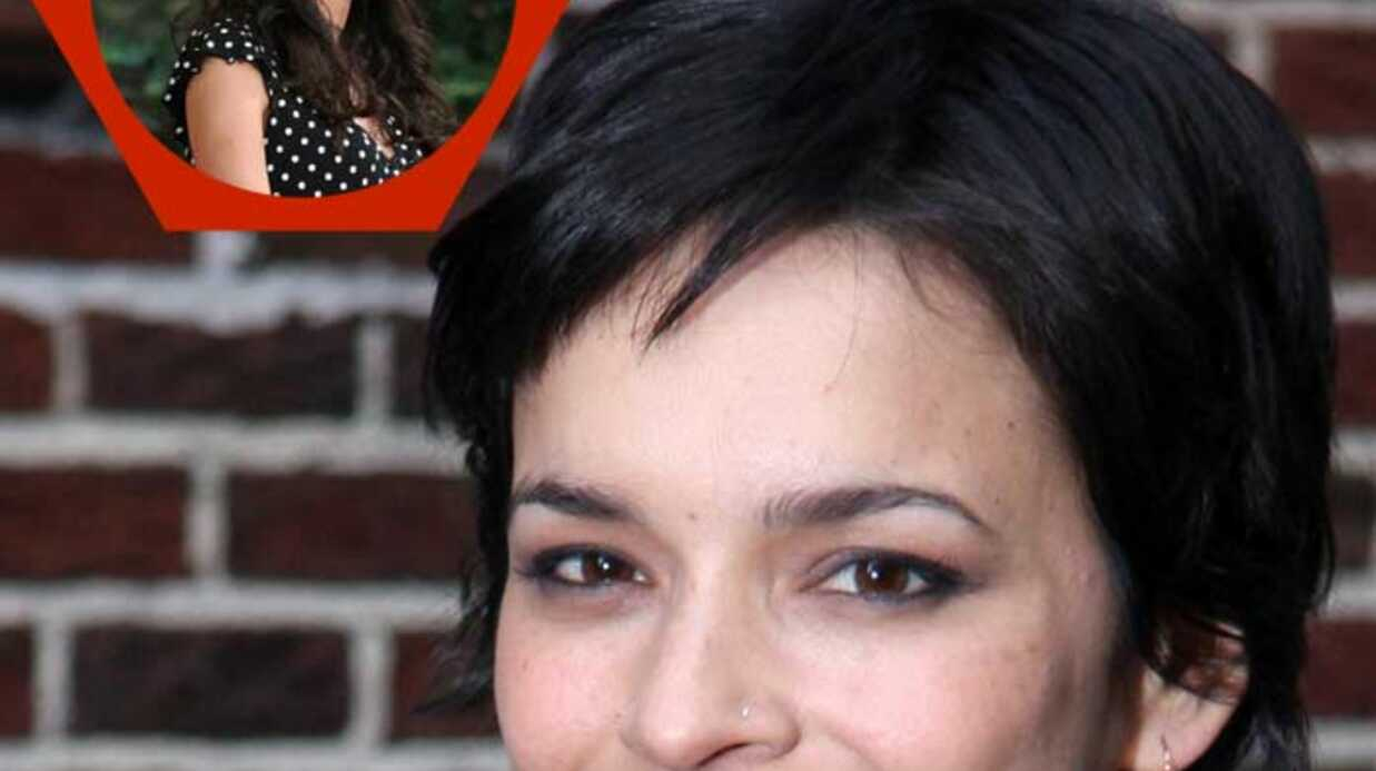 Norah Jones Mimi, sa nouvelle coupe!