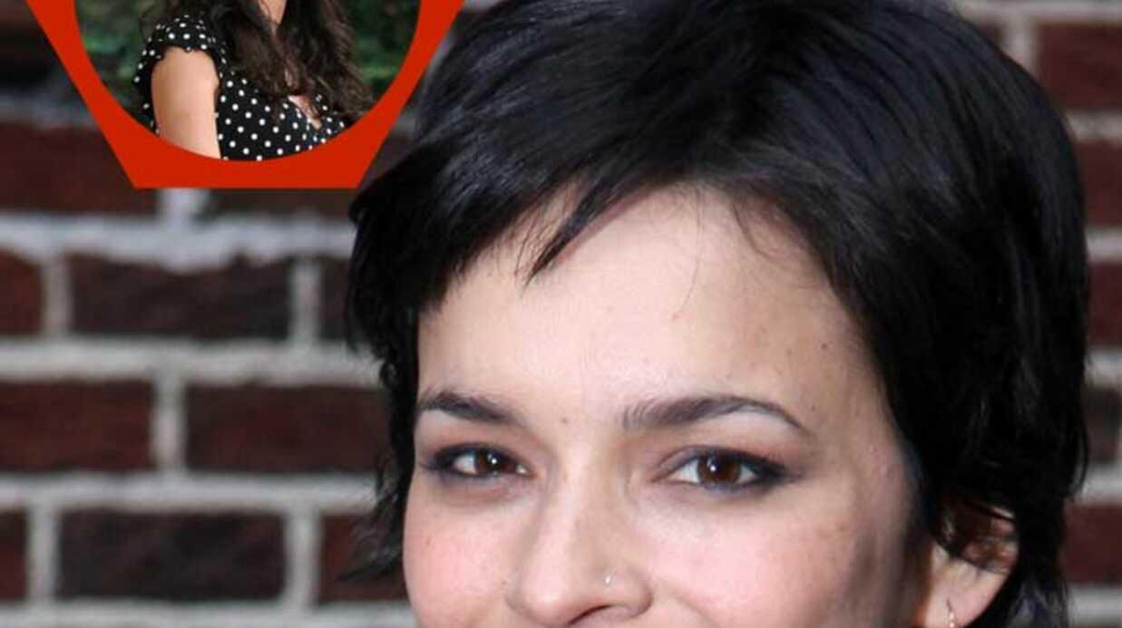 Norah Jones Mimi, sa nouvelle coupe!