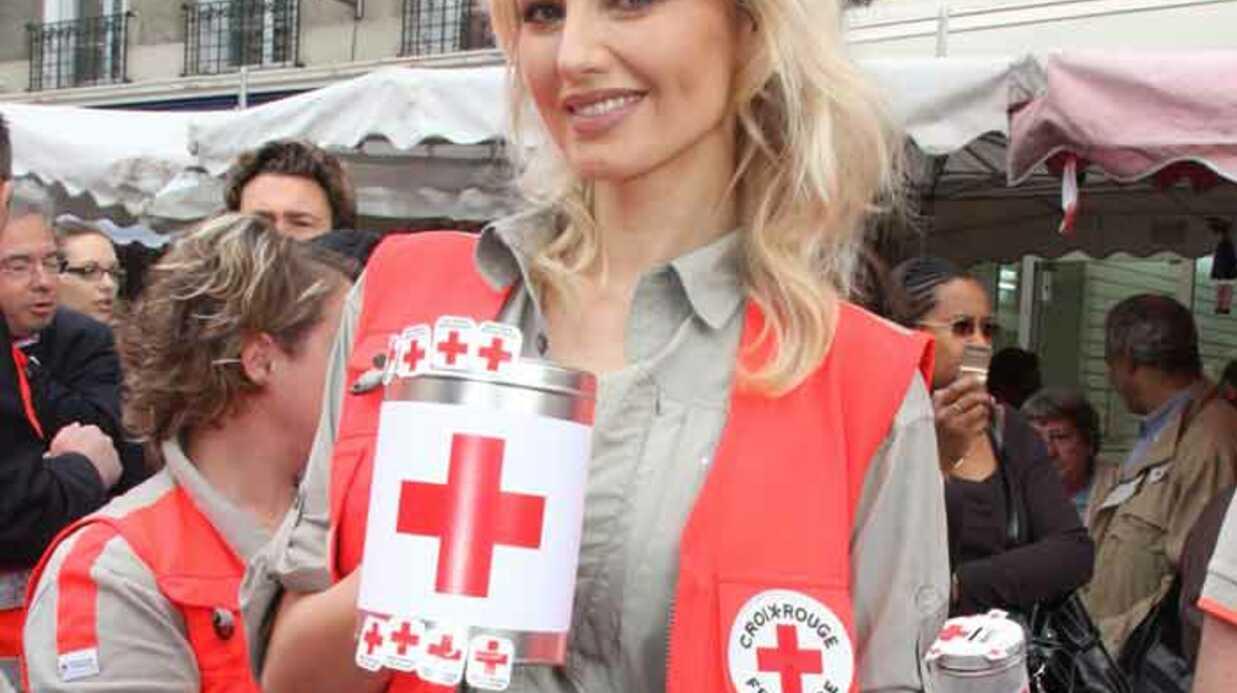 Adriana Karembeu: 10 ans avec la Croix-Rouge