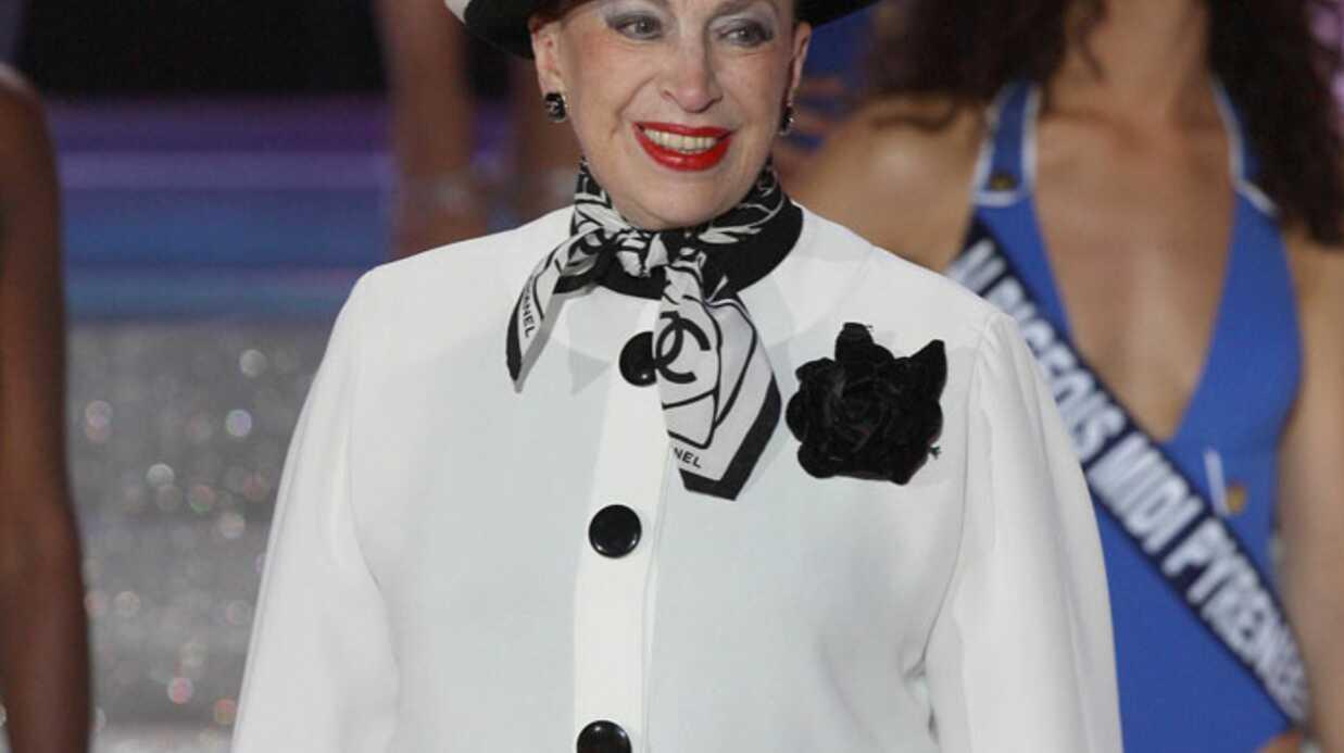 Geneviève de Fontenay: le Téléthon plutôt que Miss France