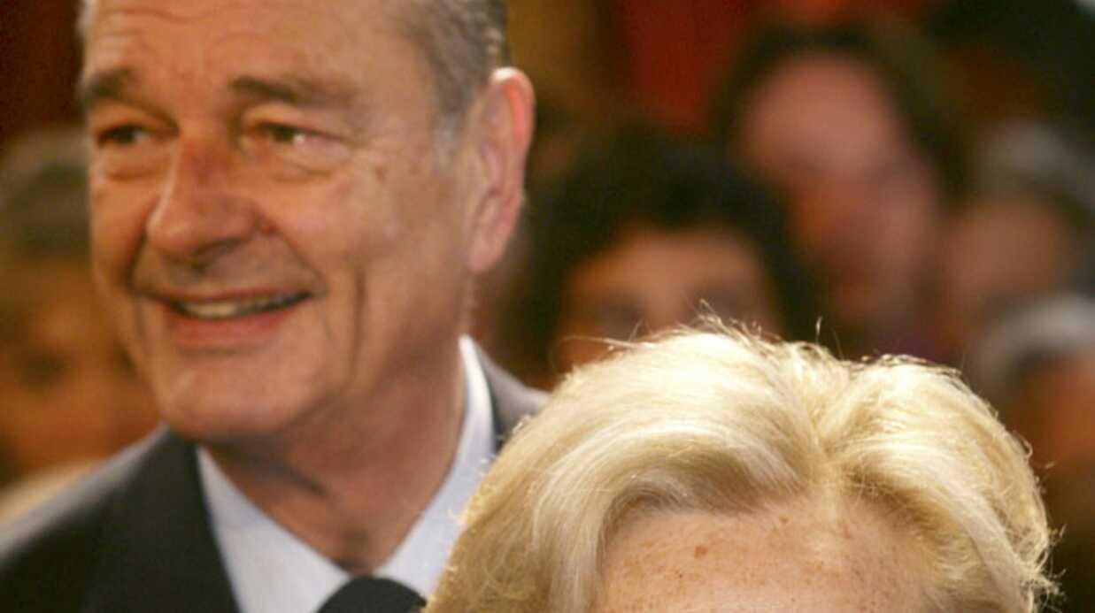 Jacques Chirac un peu macho selon Bernadette