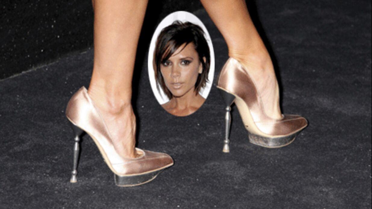 Victoria Beckham bientôt opérée des pieds