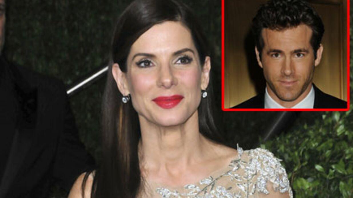 Sandra Bullock de plus en plus proche de Ryan Reynolds
