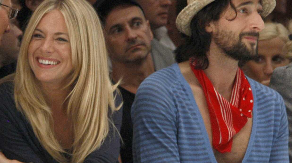Adrien Brody et Sienna Miller: ensemble?