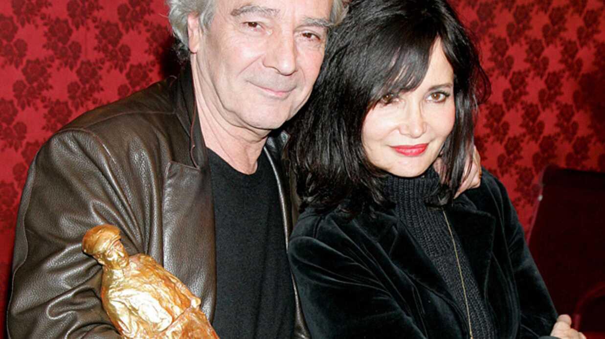 Pierre Arditi et Evelyne Bouix se sont dit oui