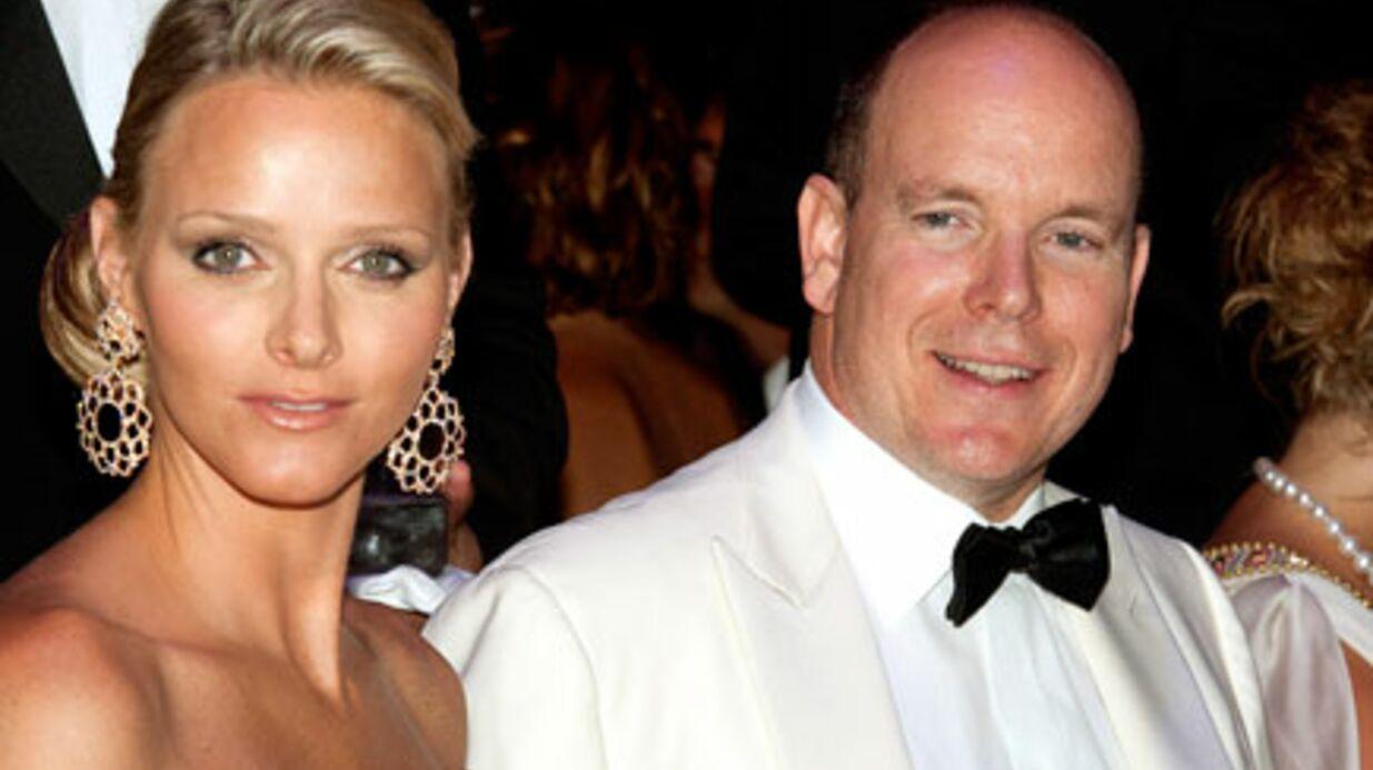 Albert de Monaco et Charlene: déjà la photo de leurs bébés!