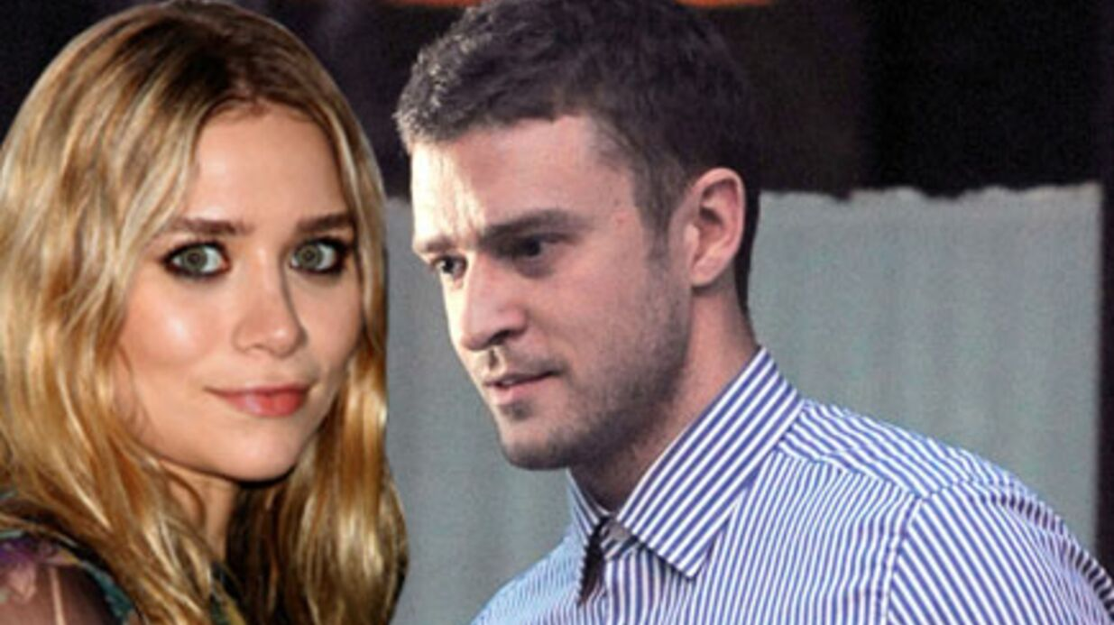 Justin Timber­lake en couple avec Ashley Olsen ?