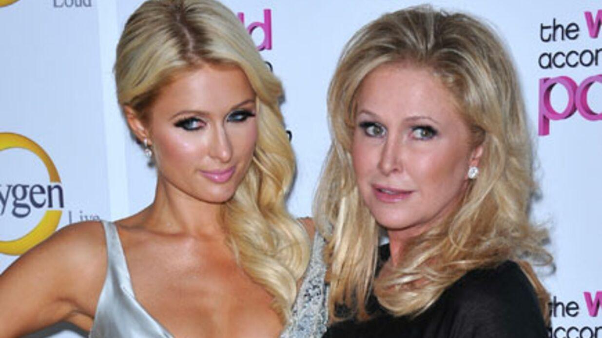 Paris Hilton parle de sa sextape devant sa mère