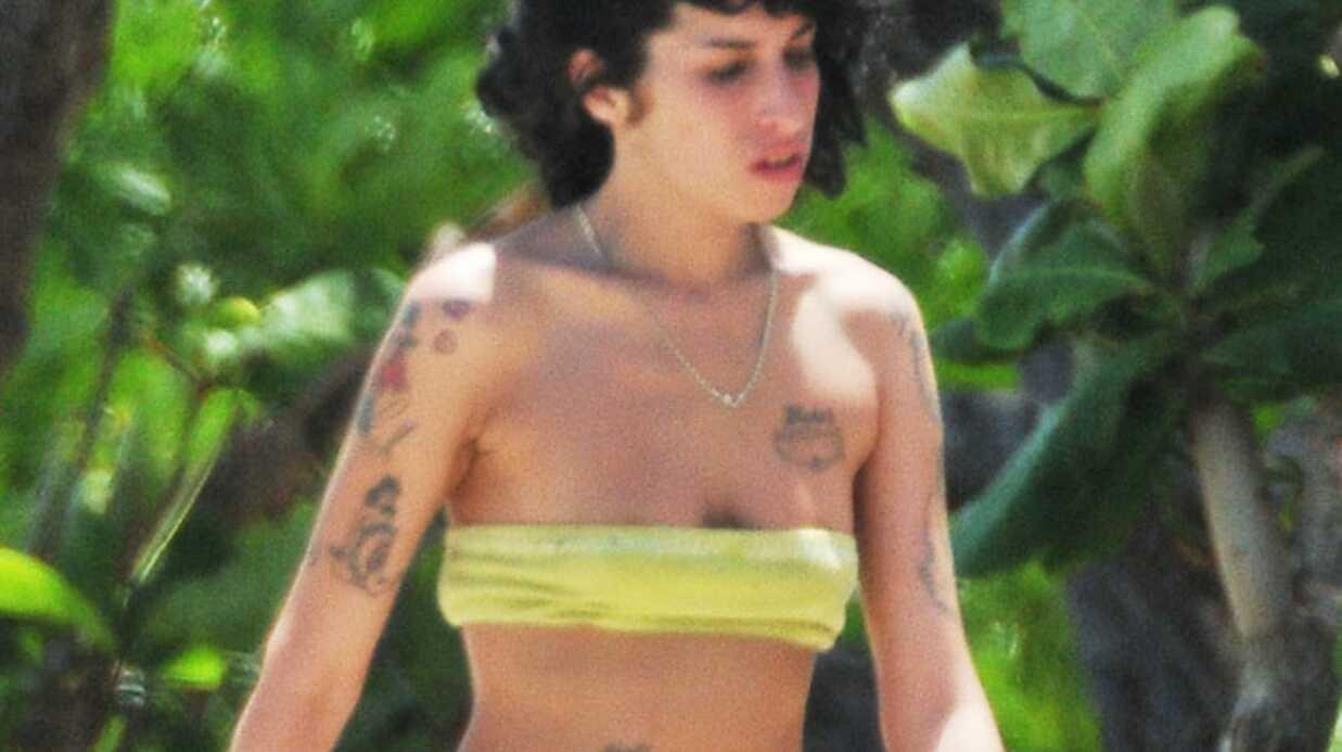 Amy Winehouse: hospitalisée pour déshydratation