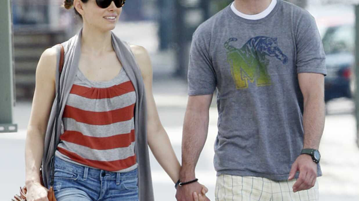 PHOTOS Justin Timberlake et Jessica Biel visiblement amoureux