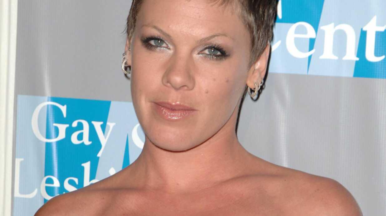 Pink: une nouvelle coupe de cheveux très tendance