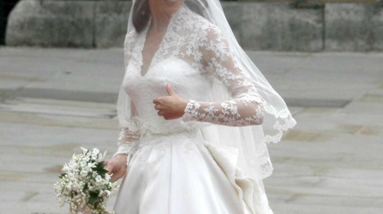Offrez-vous la robe de mariée de Kate Middleton (en moins cher)