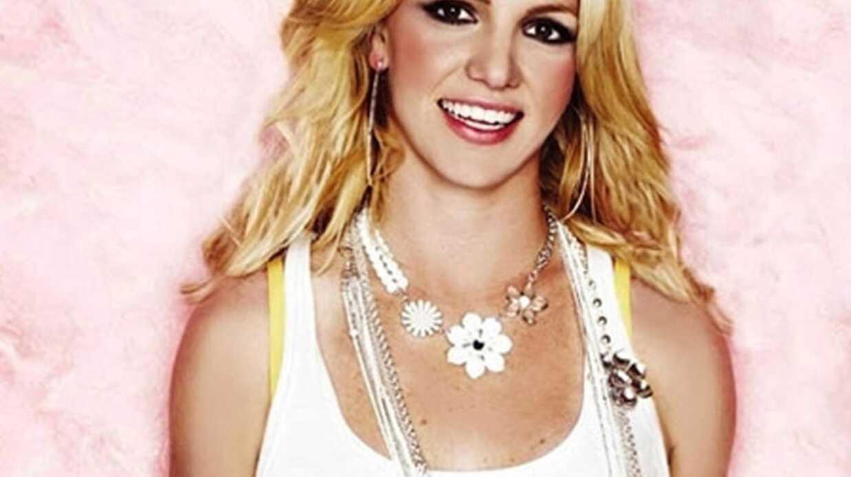 Britney Spears, égérie de la marque Candie's