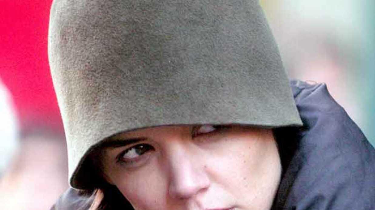 Katie Holmes dément toute rumeur de grossesse