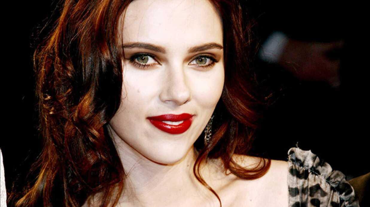 Scarlett Johansson: incognito à la soirée Dolce & Gabbana