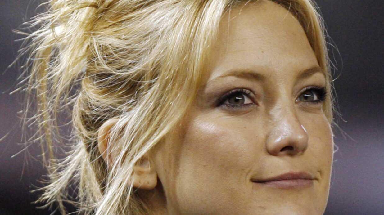 Kate Hudson doit suivre un régime pour Earthbound