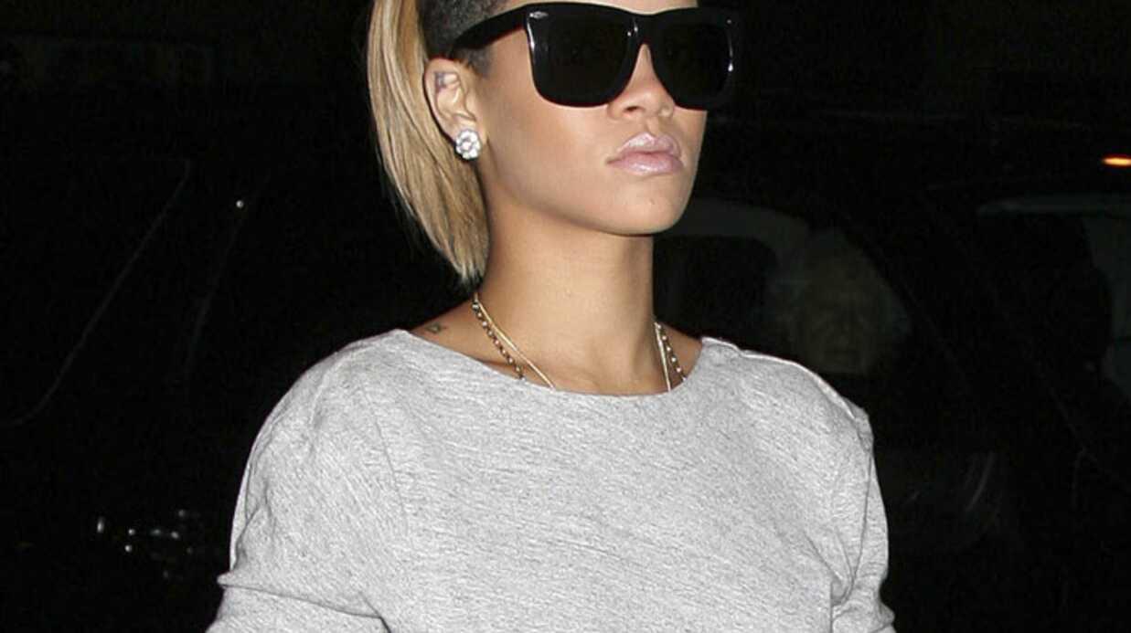 Rihanna parle pour la première fois de son agression