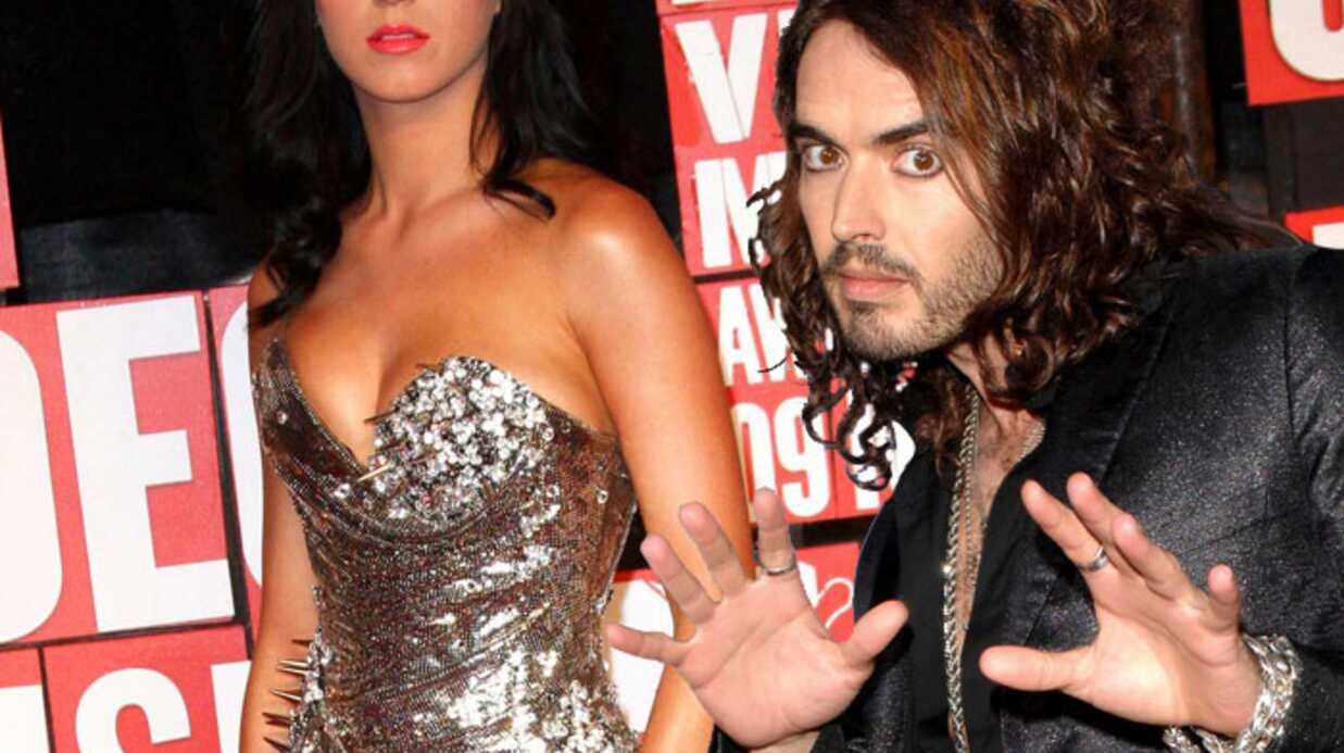 Katy Perry en couple avec Russell Brand ?