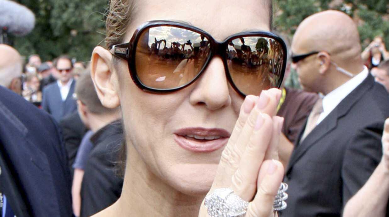 Selon René Angélil, Céline Dion devrait tomber enceinte le dernier jour de sa tournée