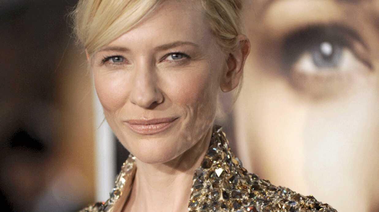 Cate Blanchett se remet après son accident