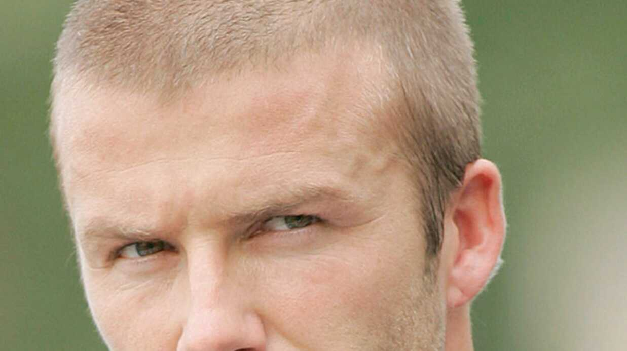 David Beckham Il fait le Stade de France!