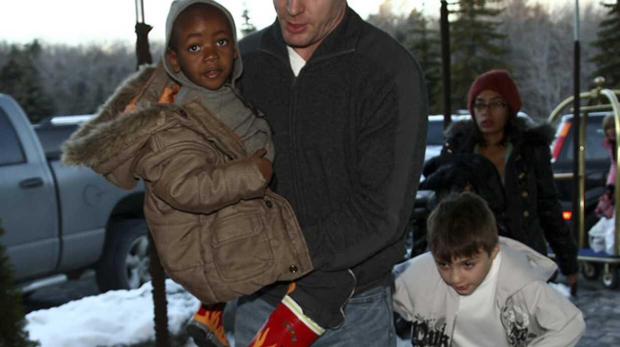 Madonna: Guy Ritchie aura ses fils pour les vacances