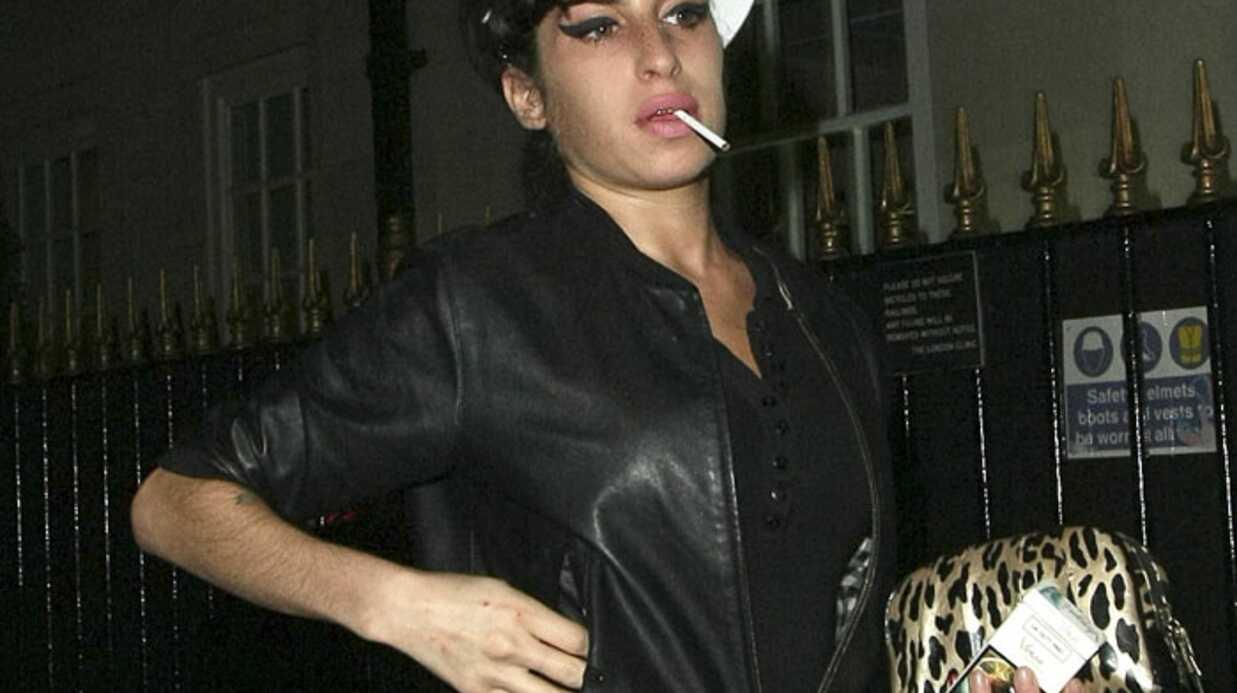 Amy Winehouse: le nouvel an à l'hôpital?