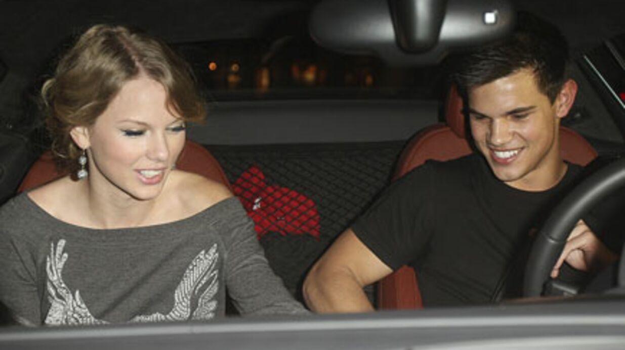 Taylor Lautner et Taylor Swift se séparent