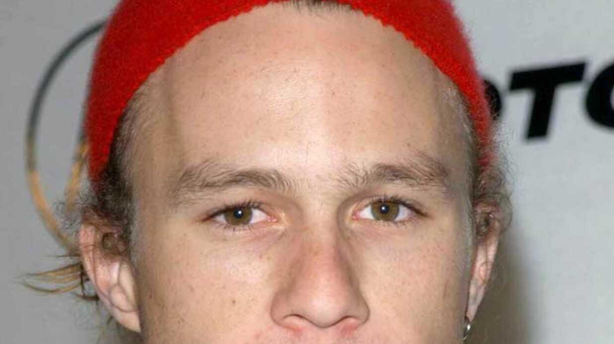 Heath Ledger Un lourd passé de toxico…