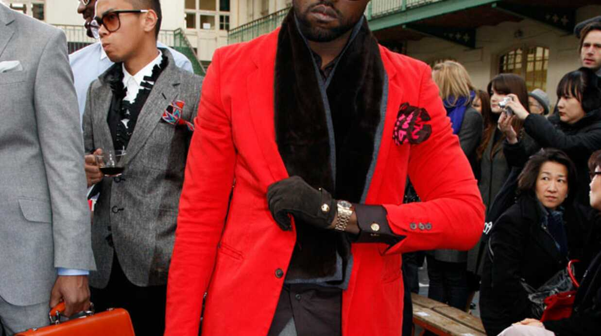 Fashion week: les impressions de Kanye West