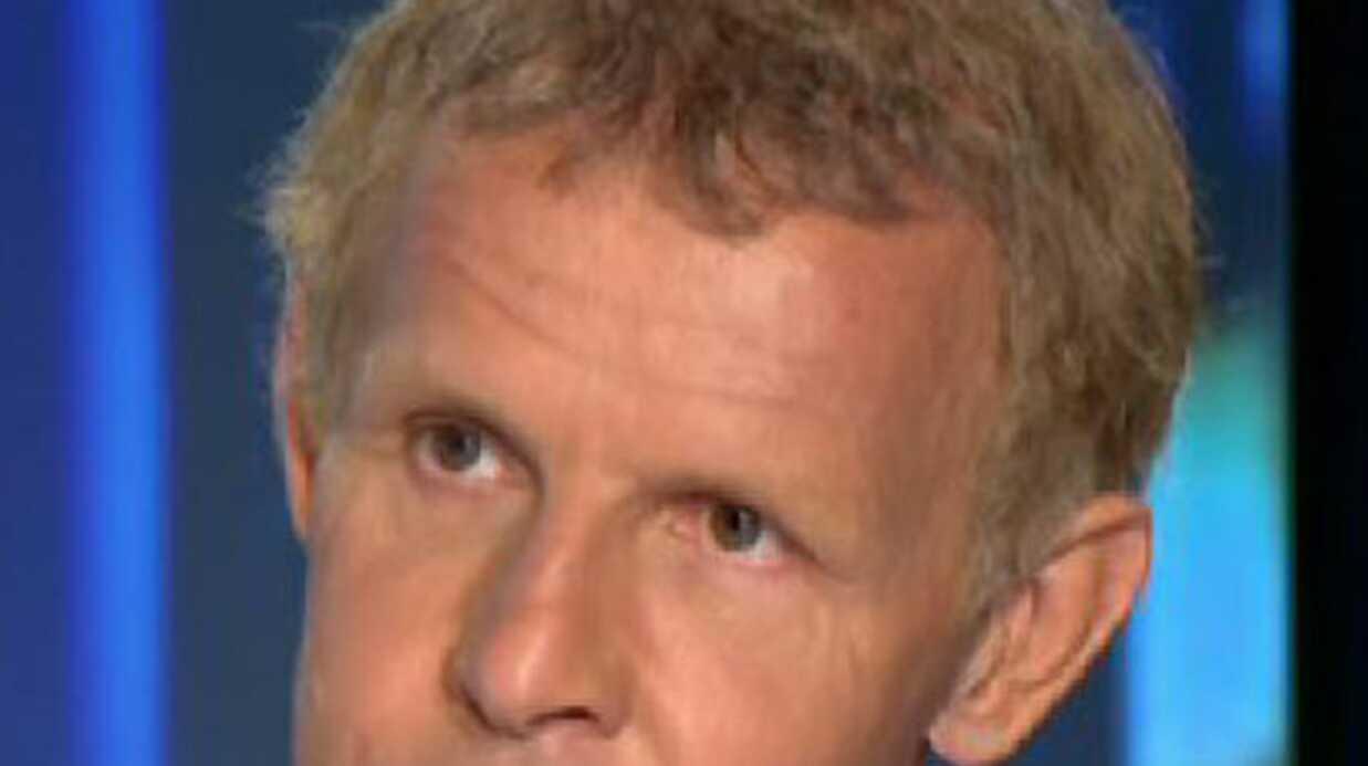 Patrick Poivre d'Arvor: heureux au 20h de France 2