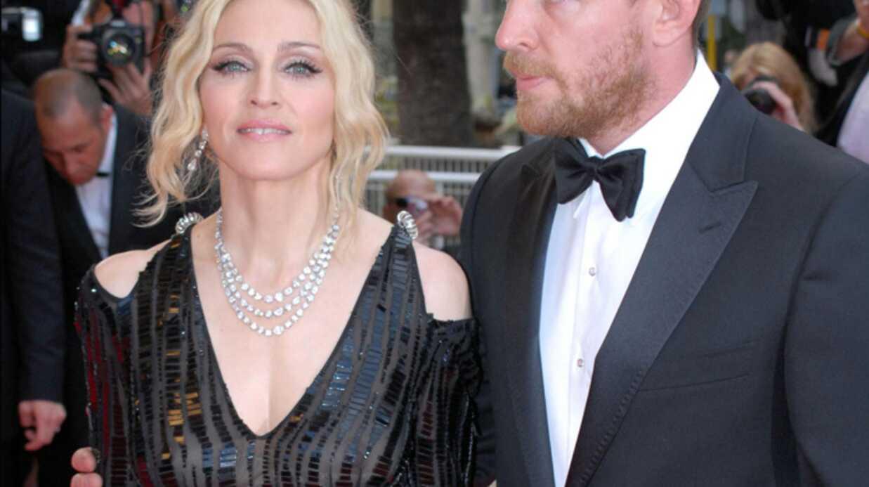 Madonna aurait envoyé des textos à Guy Ritchie