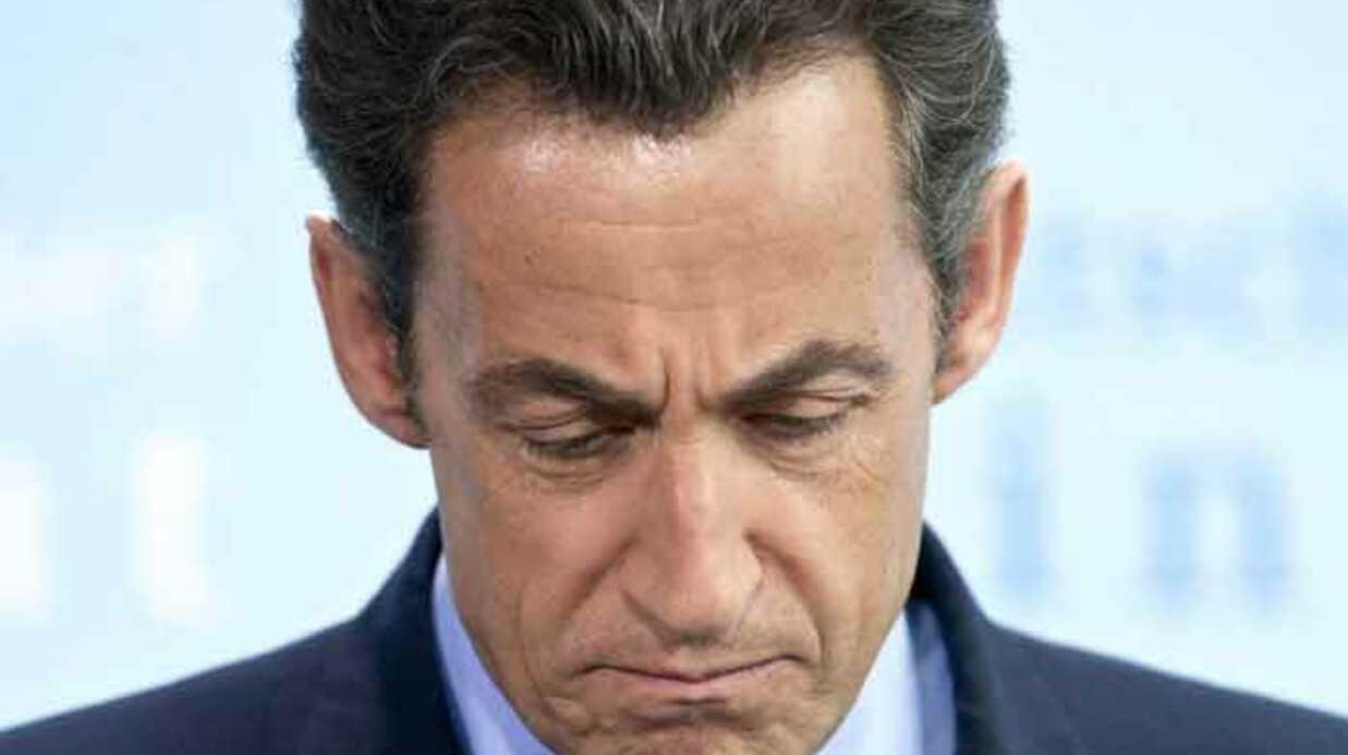 Nicolas Sarkozy furieux après la panne de son avion