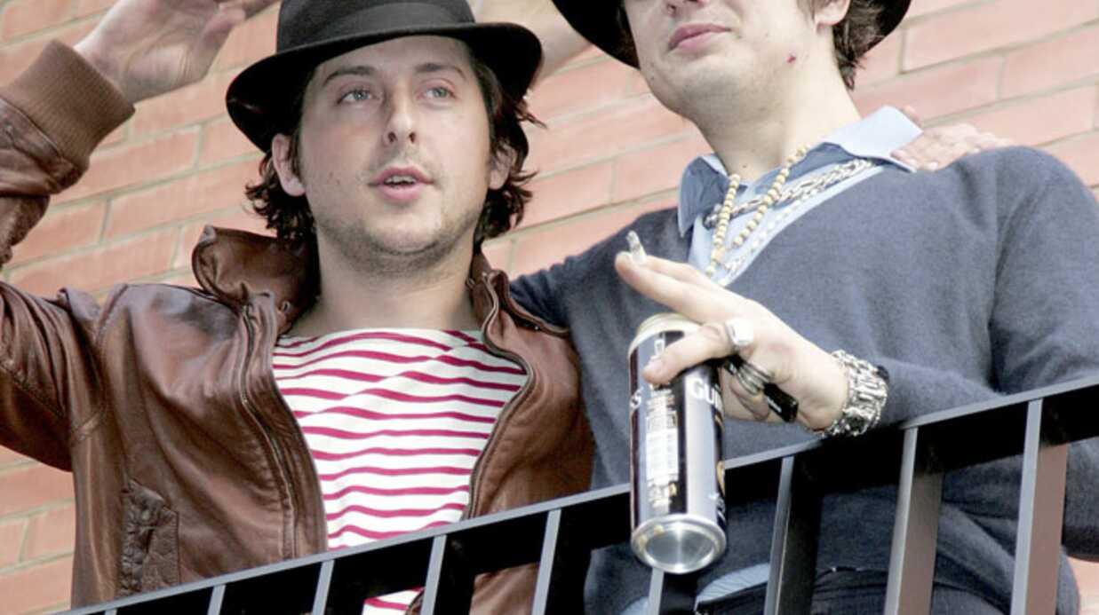 The Libertines: Pete Doherty et Carl Barât remettent ça