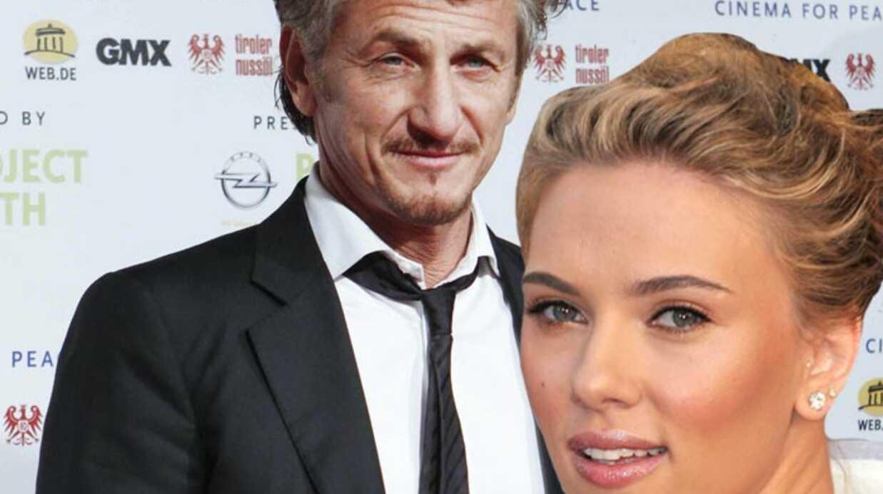 Scarlett Johansson: escapade nocturne avec Sean Penn